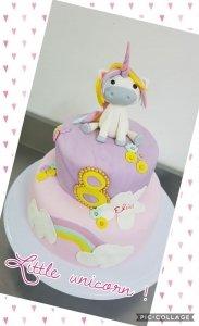 esempio di torta decorata