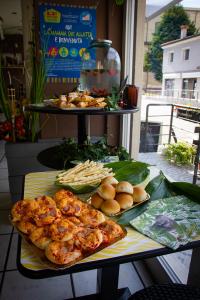 pasticceria bebobistrò pizzette e salatini per le tue feste